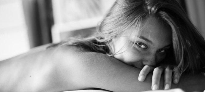 Nádherná partnerka Petra Nedvěda Nicole má v očích čertíky
