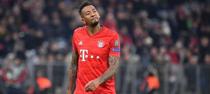Obránce Bayernu Jérôme Boateng jel za nemocným synem a dostal od klubu pokutu