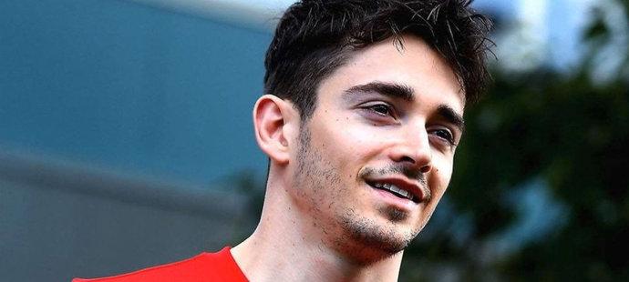 Pilot F1 Leclerc suverénně vyhrál virtuální závod v Austrálii