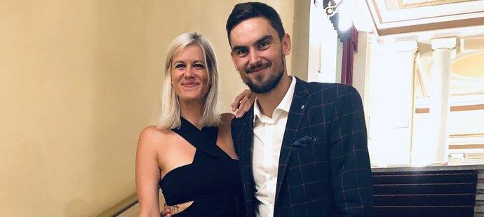 Anna Satoranská se stará o jídelníček svého manžela