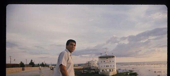 Ten Největší - boxer Muhammad Ali se stal největší ikonou svého sportu