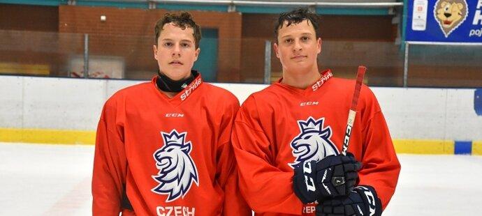 Synové Milana Hejduka se sice loni zúčastnili kempu české šestnáctky, reprezentovat ale mohou jen USA