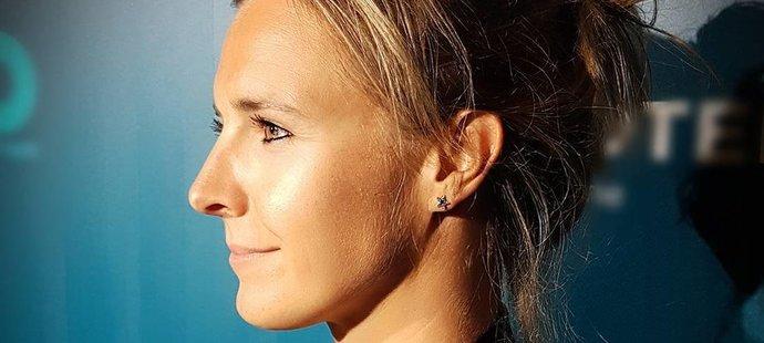Belgická tenistka Kirsten Flipkensová