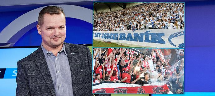 Chorály ze záznamu. O2 TV chce v lize přidat atmosféru. Turecko v Příbrami?