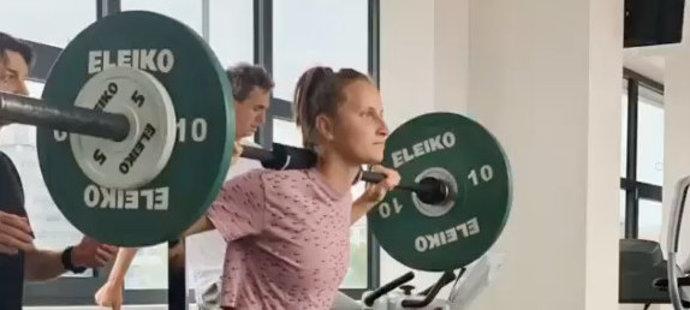 Talentovaná tenistka Markéta Vondroušová se na maturitu chystá po svém