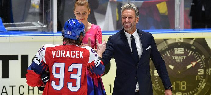 Petr Nedvěd nedává velké šance tomu, že by se na mistrovství světa 2021 objevili hráči NHL, tudíž ani reprezentační stálice Jakub Voráček