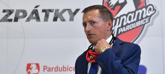 Petr Dědek na tiskové konferenci prozradil i výši rozpočtu, který by měl být 150 milionů korun