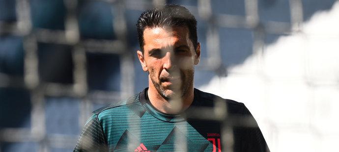 Gianluigi Buffon překonal rekord Serie A