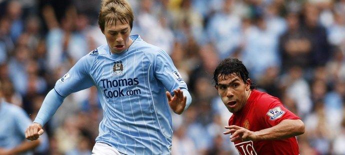 Někdejší talent Manchesteru City Michaela Johnsona dohnaly deprese. Dnes se živí jako realitní makléř.