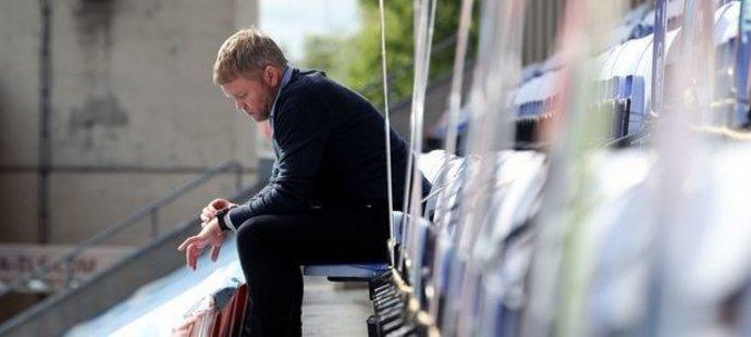 Grant McCann vyhlíží konec zápasu
