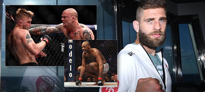 S kým by mohl Jiří Procházka bojovat v UFC příště?