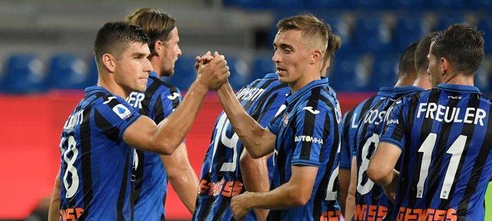 Liga mistrů ONLINE: Atalanta - PSG. Čtvrtfinále v Lisabonu na jediný zápas