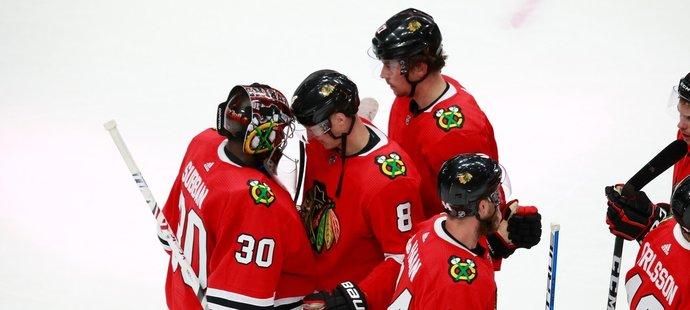 Kanonýr Dominik Kubalík zazářil ve středečním přípravném utkání před restartem sezony NHL po pandemii koronaviru v Edmontonu při výhře hokejistů Chicaga nad St. Louis 4:0 třemi body za dvě branky a jednu asistenci.