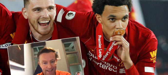 Novinář, který sledoval oslavy Liverpoolu: Může sem přijít Čech?
