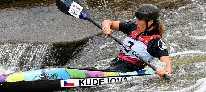 Vítězná jízda Kateřiny Kudějové v Troje znamenala účastnické místo v Tokiu