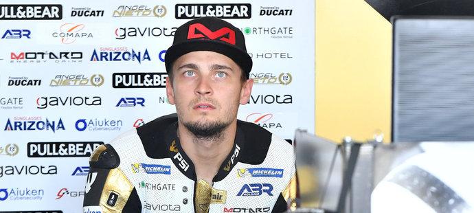 Abraham o novém životě i konci v MotoGP: Byl to podraz. Má Salač šanci?