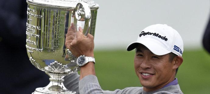 Překvapení na PGA Championship. Vládl mladík Morikawa, Koepka hattrick nedotáhl