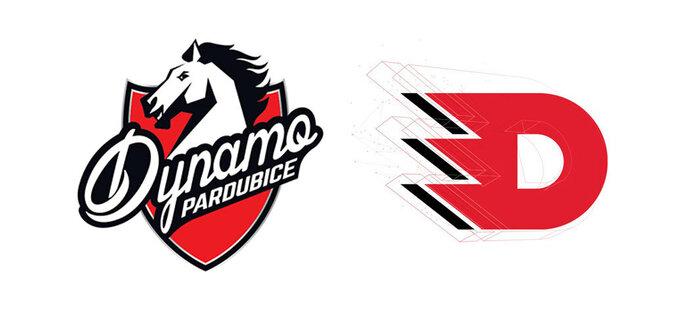 Nové pardubické logo vzbudilo vlnu reakcí ve fanouškovské základně