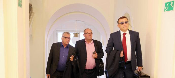 Miroslav Pelta u soudu