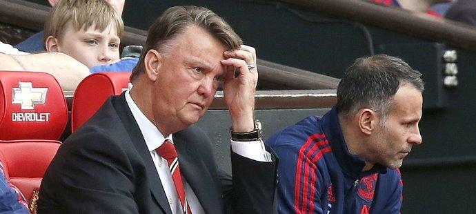 Louis van Gaal naposledy působil na lavičce Manchesteru United před 5 lety