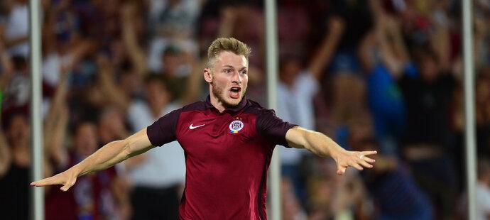 Jakub Brabec už proti Sönderjyske jednou prožil velkou radost