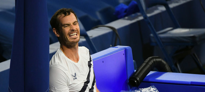 Andy Murray má svou první grandslamovou výhru po náročné operaci