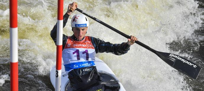 Gabriela Satková vyhrála mistrovství Evropy