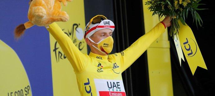 Tour ONLINE: slavnostní 21. etapa, Pogačar jede do Paříže ve žlutém