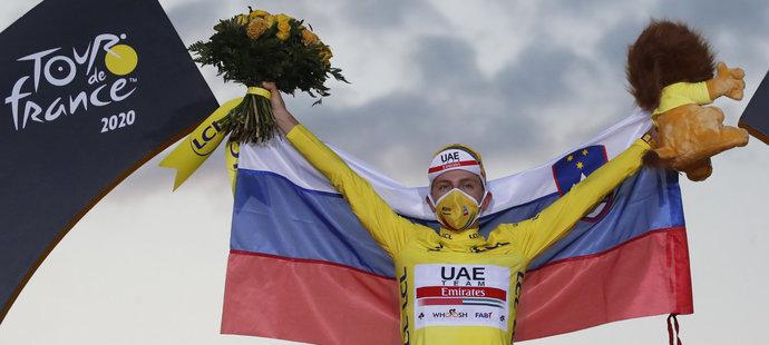 Slovinec Tadej Pogačar bude na Tour obhajovat loňské vítězství