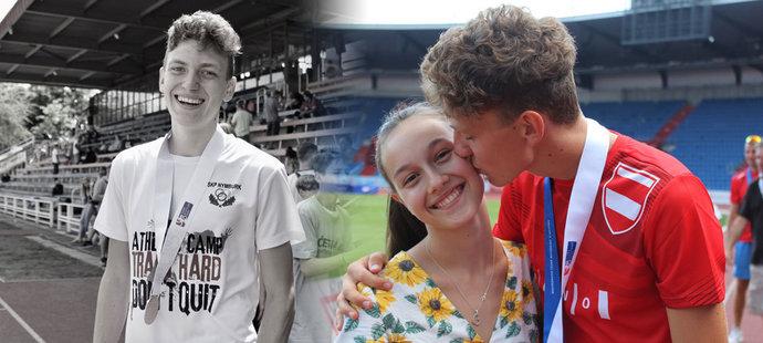 Mladý atlet (†19) ukončil svůj život: Srdceryvný vzkaz od zlomené přítelkyně!