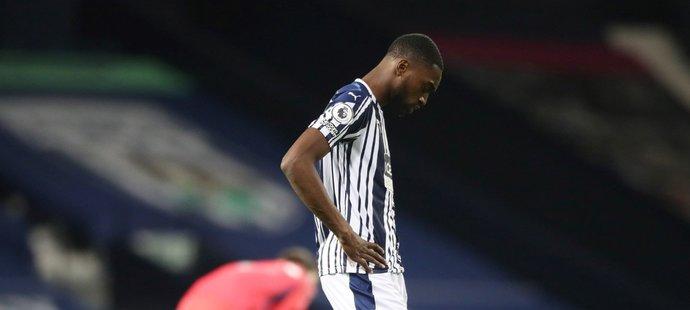 Fotbalisté West Bromwiche po ztracení třígólového vedení v zápase s Chelsea