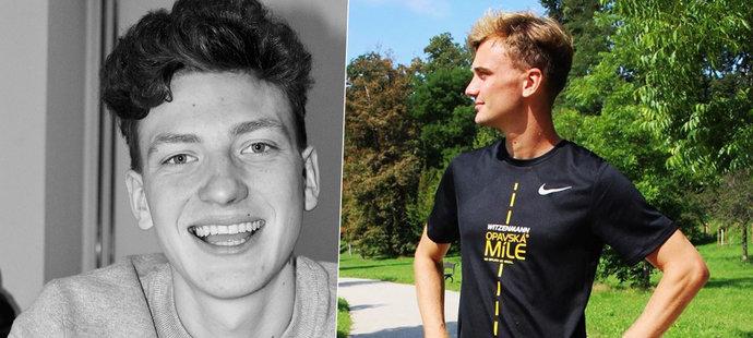 Sebevražda talentovaného atleta Ondřeje Hodbodě (†19): Skočil z okna!