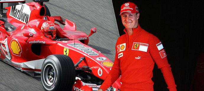Nové informace o Schumacherovi: Přítelkyně rodiny popsala, jakým způsobem komunikuje!