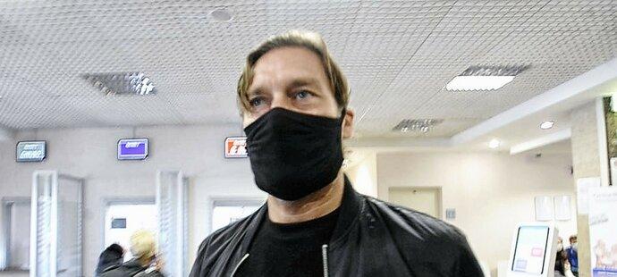 Italská leganda Francesco Totti smutní, kvůli koronaviru přišel bývalý dlouholetý kapitán AS Řím o otce