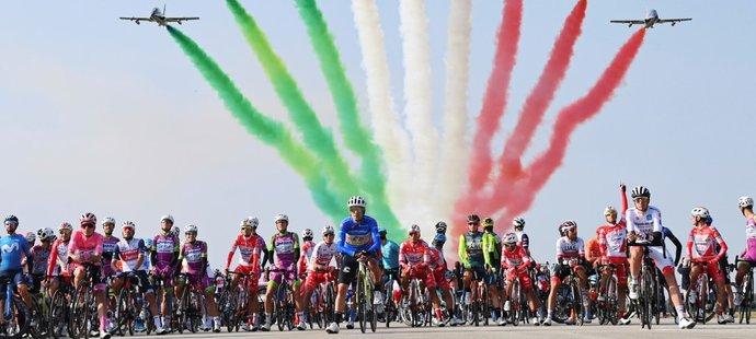 104. ročník Gira odstartuje 8. května v Turíně.