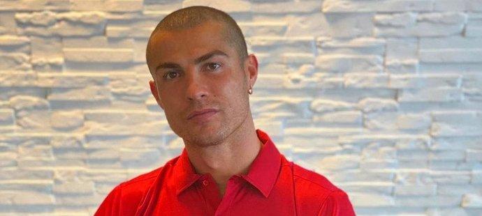 Cristiano Ronaldo a jeho nová image