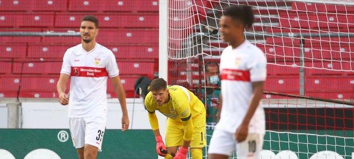 Stuttgartu se nedaří doma. Bleskový gól nestačil, Kolín vyrovnal