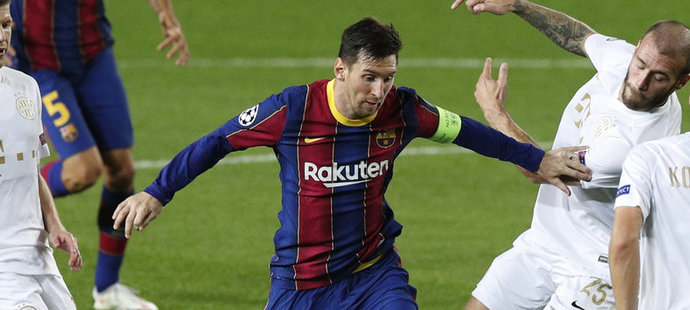 ONLINE: Barcelona - Real 1:1. Ansu Fati bleskově vyrovnal