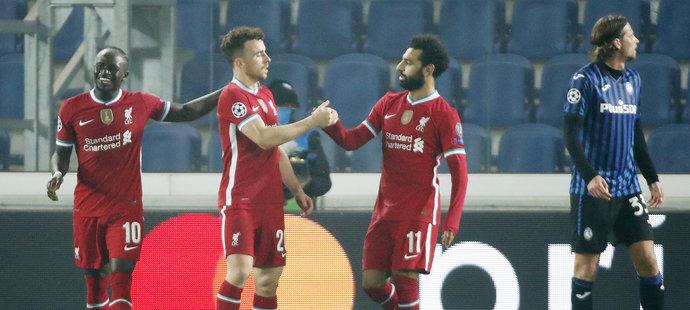 Diogo Jota je velkým hrdinou Liverpoolu posledních týdnů