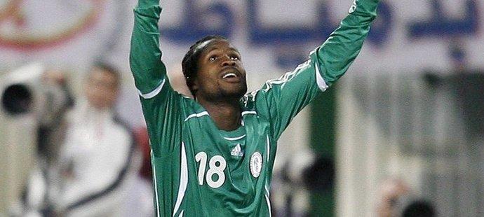 Bývalý nigerijský reprezentant Christian Obodo byl už podruhé unesen.