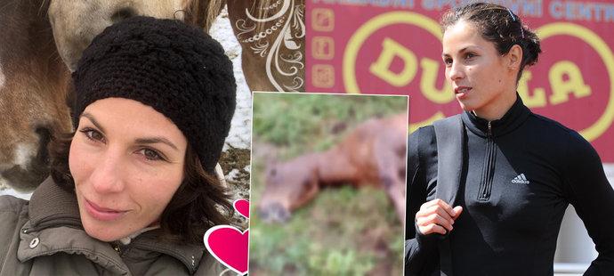 Noční můra vítězky StarDance Baďurové: Koně jí brutálně zabili satanisté?