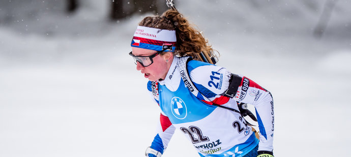 Jessica Jislová byla nejlepší Češkou vytrvalostního závodu