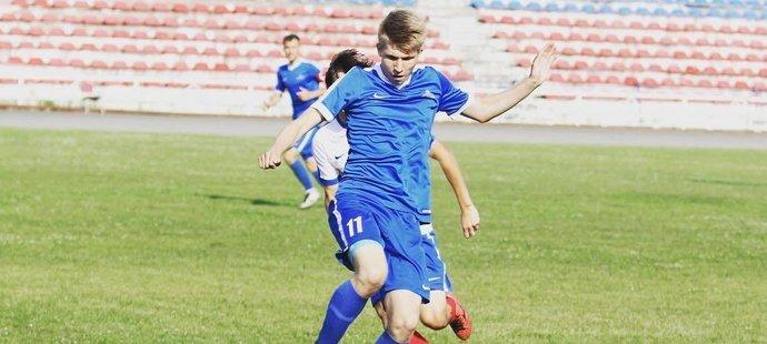 Ruský fotbalista Jegor Drobijš (†21) byl brutálně zavražděn.