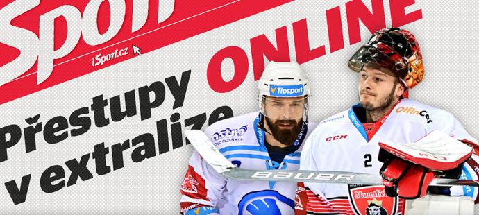 Přestupy v Tipsport extralize sledujeme ONLINE na iSport.cz