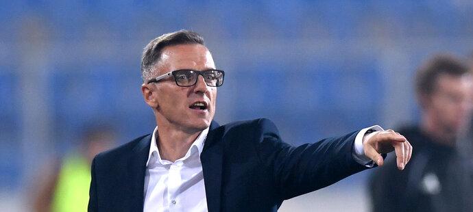 Trenér Luboš Kozel