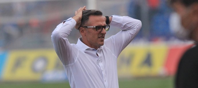Kozel: V Plzni dostal trenér důvěru, Baník se rozhodl jinak. Mrzí mě to