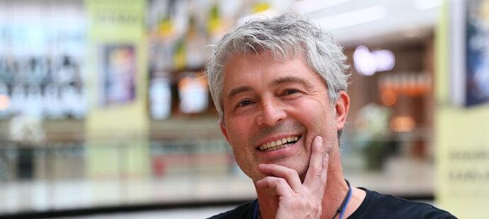 Pavel Karoch je častým terčem kritiky fanoušků.