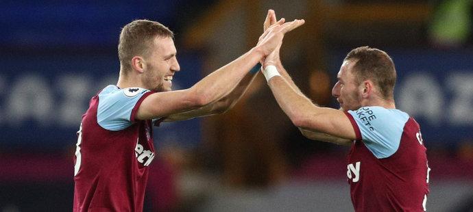 ONLINE: Burnley - West Ham. Souček a Coufal v dalším boji, nastoupí Vydra?