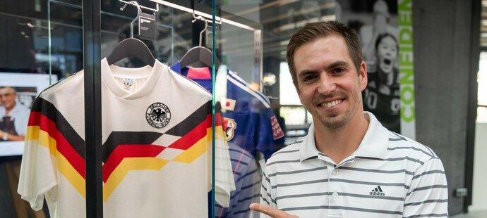 Kapitán mistrů světa Philipp Lahm je ředitelem EURO 2024