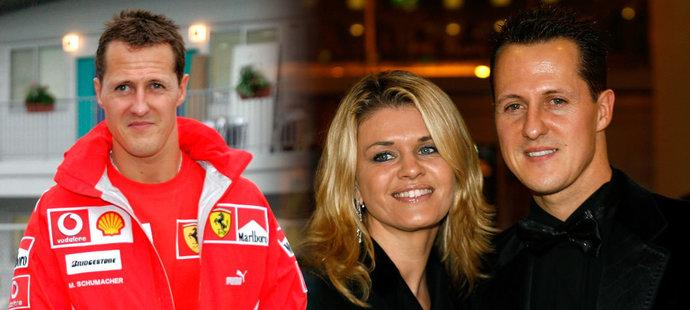 Michael Schumacher potřebuje velmi nákladnou péči.